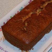Préparation pour cake poire cannelle