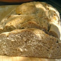 Préparation pour le pain seigle citron