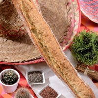 Préparation pour le pain chiquimande