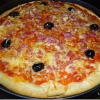 Pâte à pizza facile