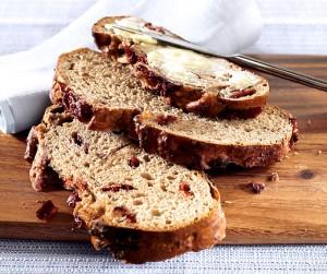 pain seigle pruneaux miel