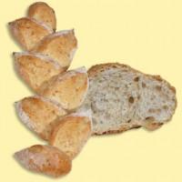 Préparation pour  pains aux éclats